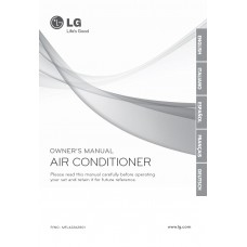 LG A12AW1 Air Conditioner
